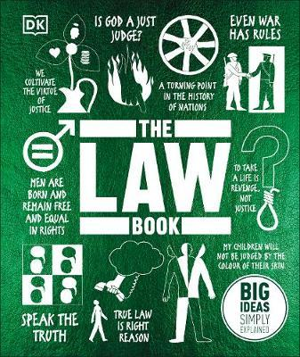 The Law Book by DK