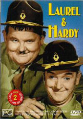 Laurel and Hardy Volume 1 on DVD