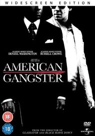 American Gangster on DVD