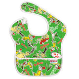 Dr Seuss Waterproof Super Bib - Green