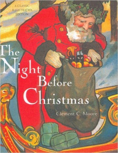 Night Before Christmas (Mini) by Clement C. Moore