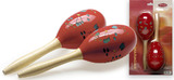 Stagg Wooden Oval Maracas