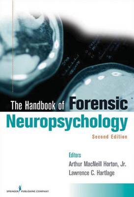 The Handbook of Forensic Neuropsychology image