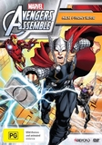 Avengers Assemble: New Frontiers (Season 2) on DVD