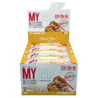 MyBar - Iced Cinnamon Twist (12 x 55g)