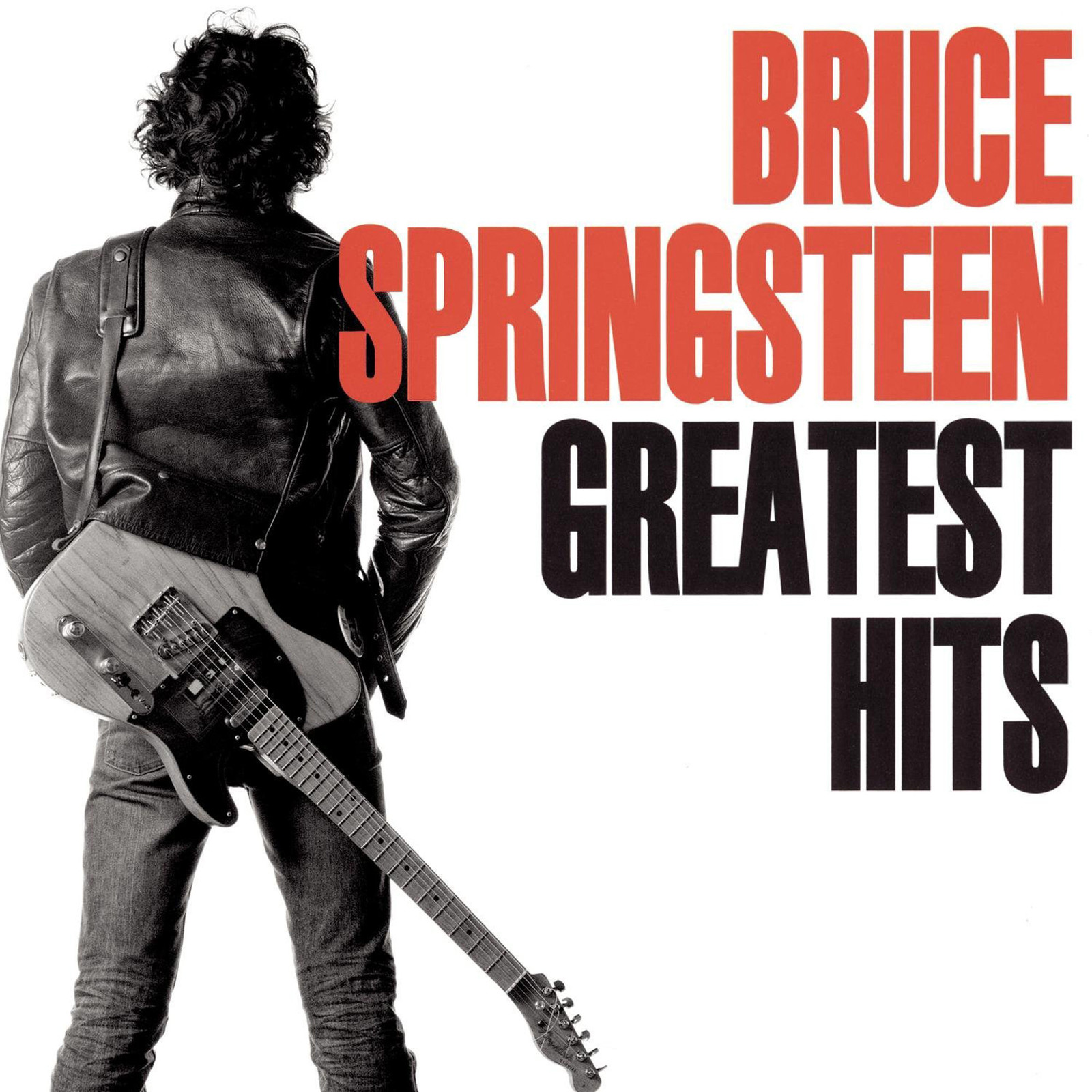 Greatest Hits by Bruce Springsteen image