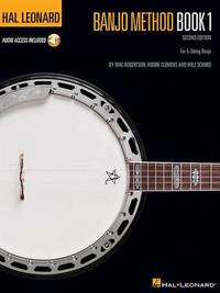 Hal Leonard Banjo Method by Mac Robertson