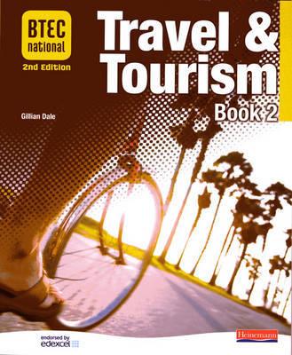 BTEC National Travel & Tourism Bk 2 image