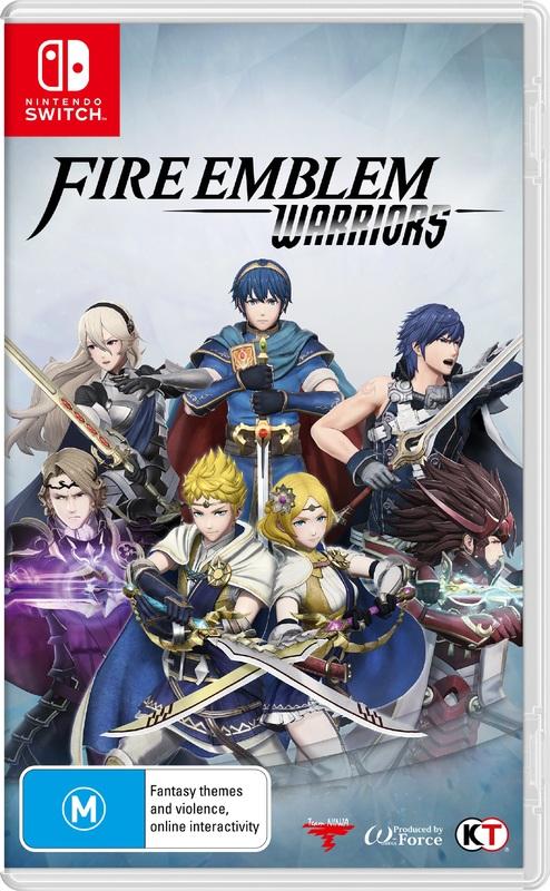 Fire Emblem: Warriors for Nintendo Switch