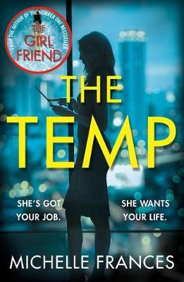 The Temp by Michelle Frances image