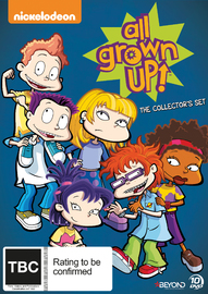 All Grown Up Collector's Set on DVD
