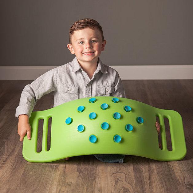 Fat Brain Toys: Teeter Popper - Green