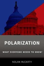 Polarization by Nolan McCarty