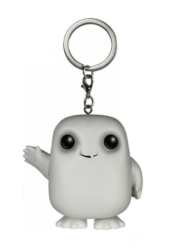 Doctor Who - Adipose Pop! Keychain