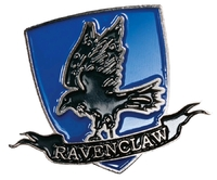 Harry Potter - Ravenclaw Logo Enamel Pin