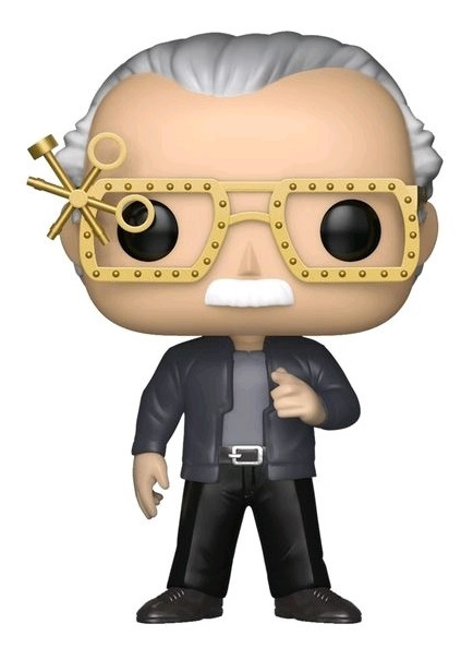 Stan Lee (GOTG Ver.) - Pop! Vinyl Figure