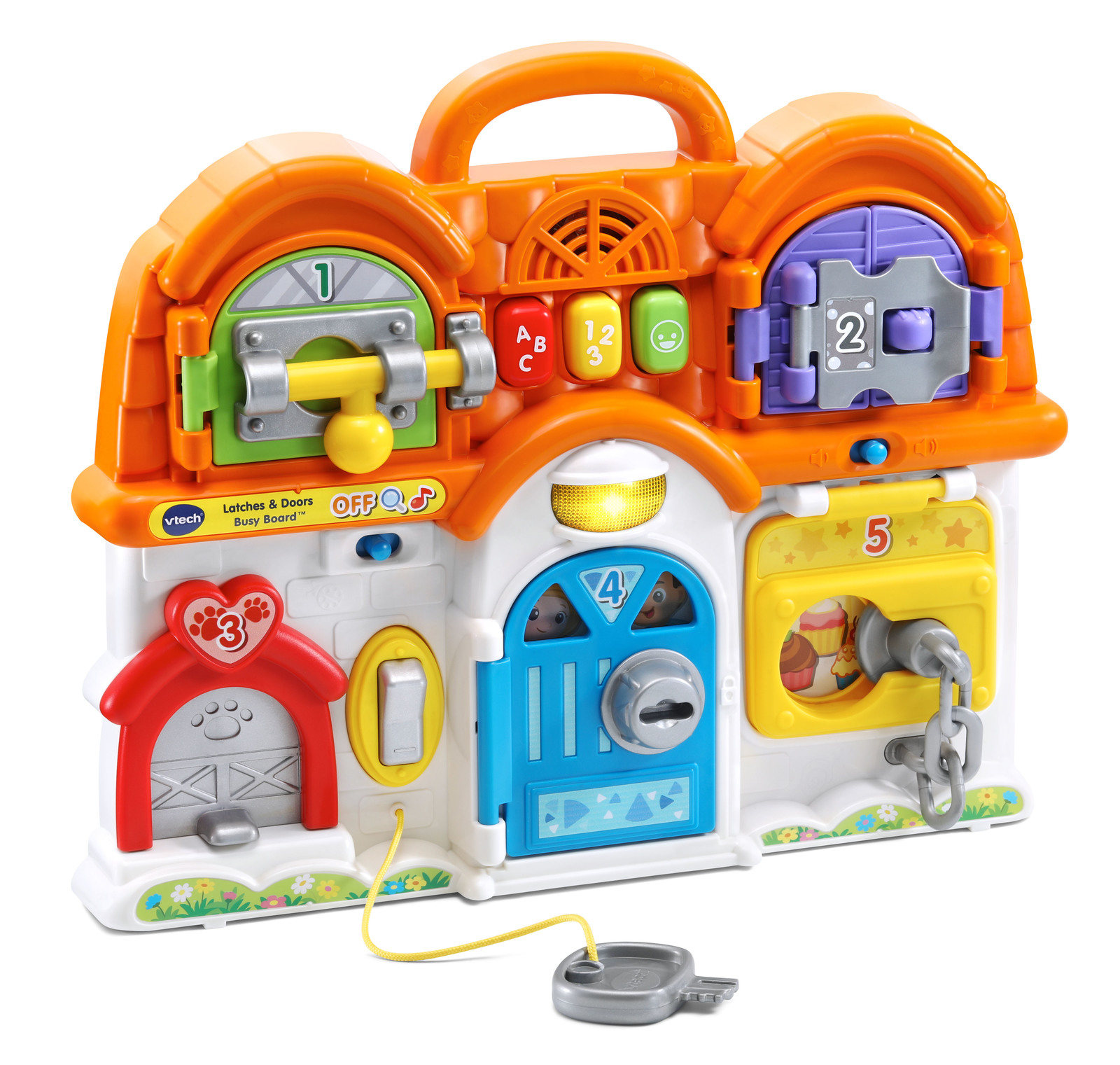 Vtech: Latches & Doors - Busy Board image