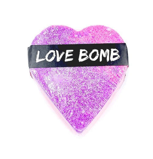 Explicit Bodycare Bath Bomb - Love Bomb