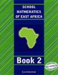 School Mathematics for East Africa Student's Book 2 by Madge Quinn image