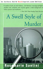A Swell Style of Murder by Rosemarie Santini image