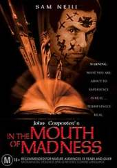 In The Mouth Of Madness: John Carpenter's on DVD