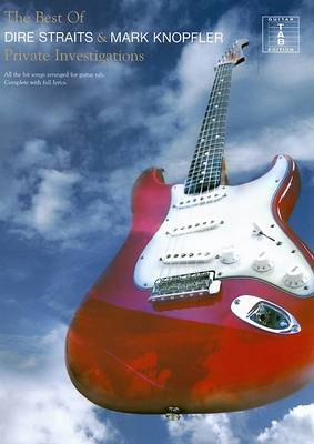 The Best Of Dire Straits And Mark Knopfler image