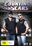 Counting Cars: Muscle & Hustle on DVD