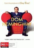 Dom Hemingway DVD
