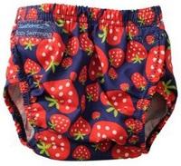 Konfidence One Size Swim Nappy (Strawberry)