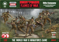 Flames of War - US Rifle Company (Plastic)