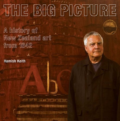 The Big Picture: A History of New Zealand Art on DVD