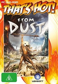 From Dust (That's Hot) for PC Games