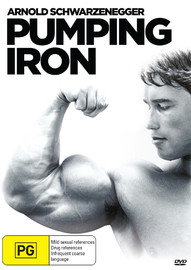 Pumping Iron on DVD