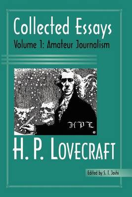 Collected Essays 1 by H.P. Lovecraft image
