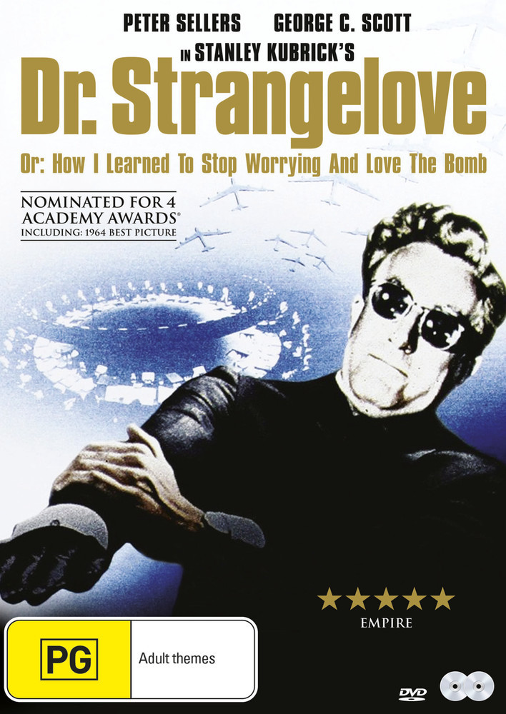 Dr. Strangelove - Special Edition on DVD image