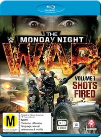WWE - Monday Night War - Vol. 1: Shots Fired on Blu-ray