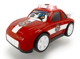 Dickie Toys: Happy Rescue - Fire Vehicle