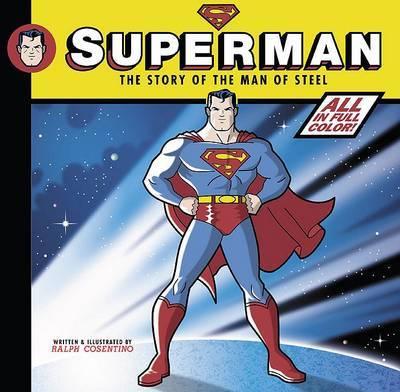 Superman by Ralph Cosentino