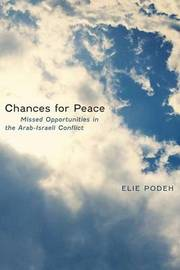 Chances for Peace by Elie Podeh