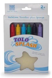 Tolo Toys: Bath Time Doodles with Sponge image