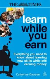 Learn While You Earn by Catherine Dawson image