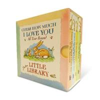 Guess How Much I Love You Little Library by Sam McBratney