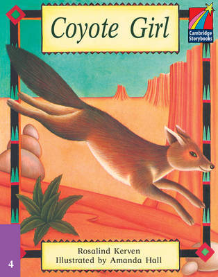 Coyote Girl ELT Edition by Rosalind Kerven image