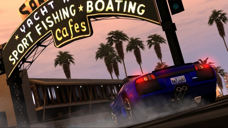 Midnight Club: Los Angeles for PS3 image