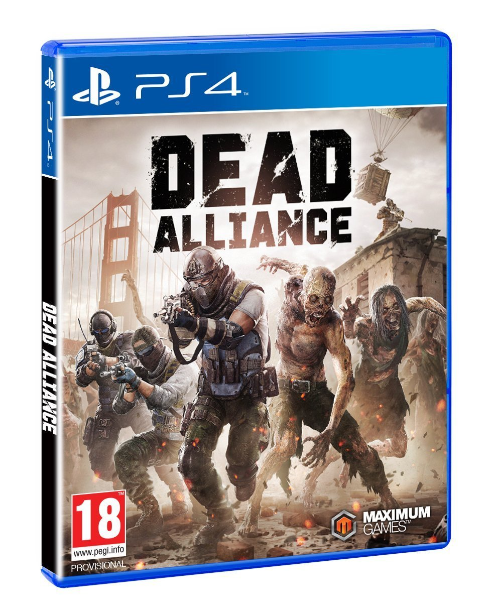 Dead Alliance for PS4 image