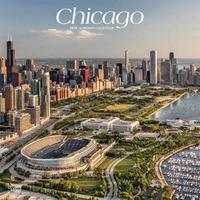 Chicago 2019 Square by Inc Browntrout Publishers image