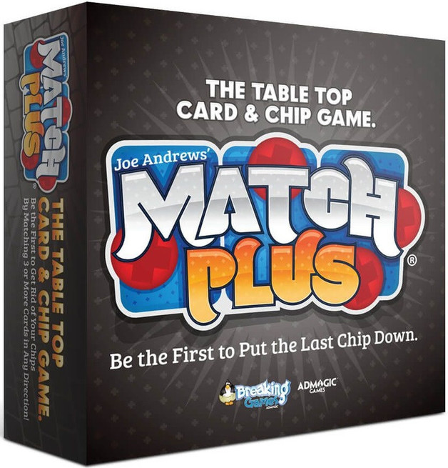 Match Plus - The Game of Cards & Chips