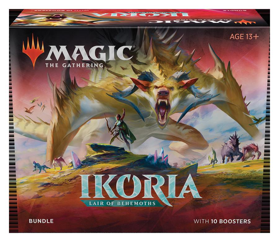 Magic the Gathering: Ikoria: Lair of Behemoths - Bundle image