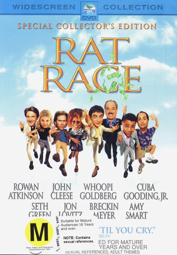 Rat Race on DVD image