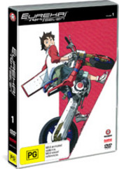 Eureka Seven - Vol 1 on DVD